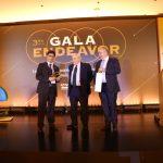 El emprendedor José Vélez, cofundador de PayU, fue reconocido como el emprendedor de mayor impacto en Colombia