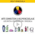 Habilitada plataforma internacional de ayuda humanitaria para Venezuela