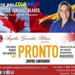 Gira informativa sobre inmigración a Canadá