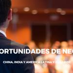 Retos y oportunidades de negocios con China, India y América Latina y el Caribe, próximo evento presentado por Corpcomercio