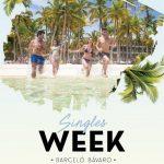 Singles Week y otros eventos en Barceló Bávaro